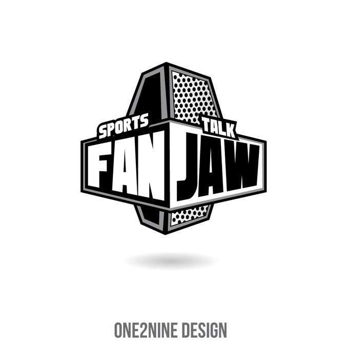 Create the coolest sports logo ever by one2nine Logo social