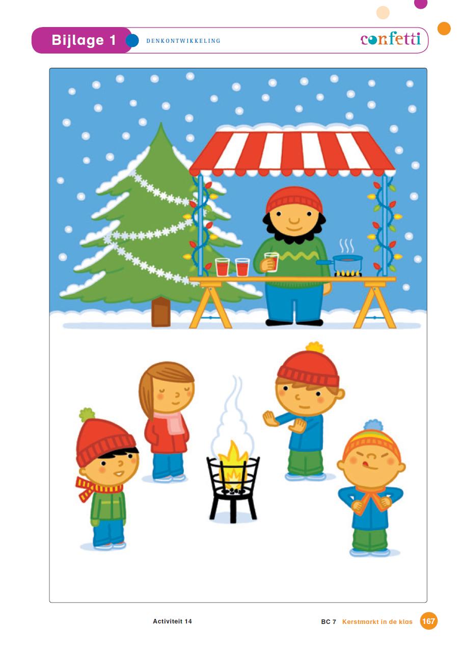 Confetti Thema Kerst Kerstmarkt Gratis Downloads Liedjes En