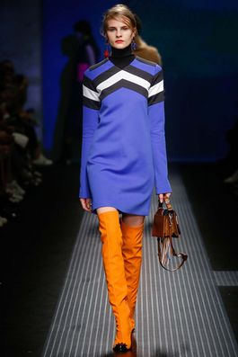 MSGM Fall 2015 Ready-to-Wear Fashion Show: Complete Collection - Style.com