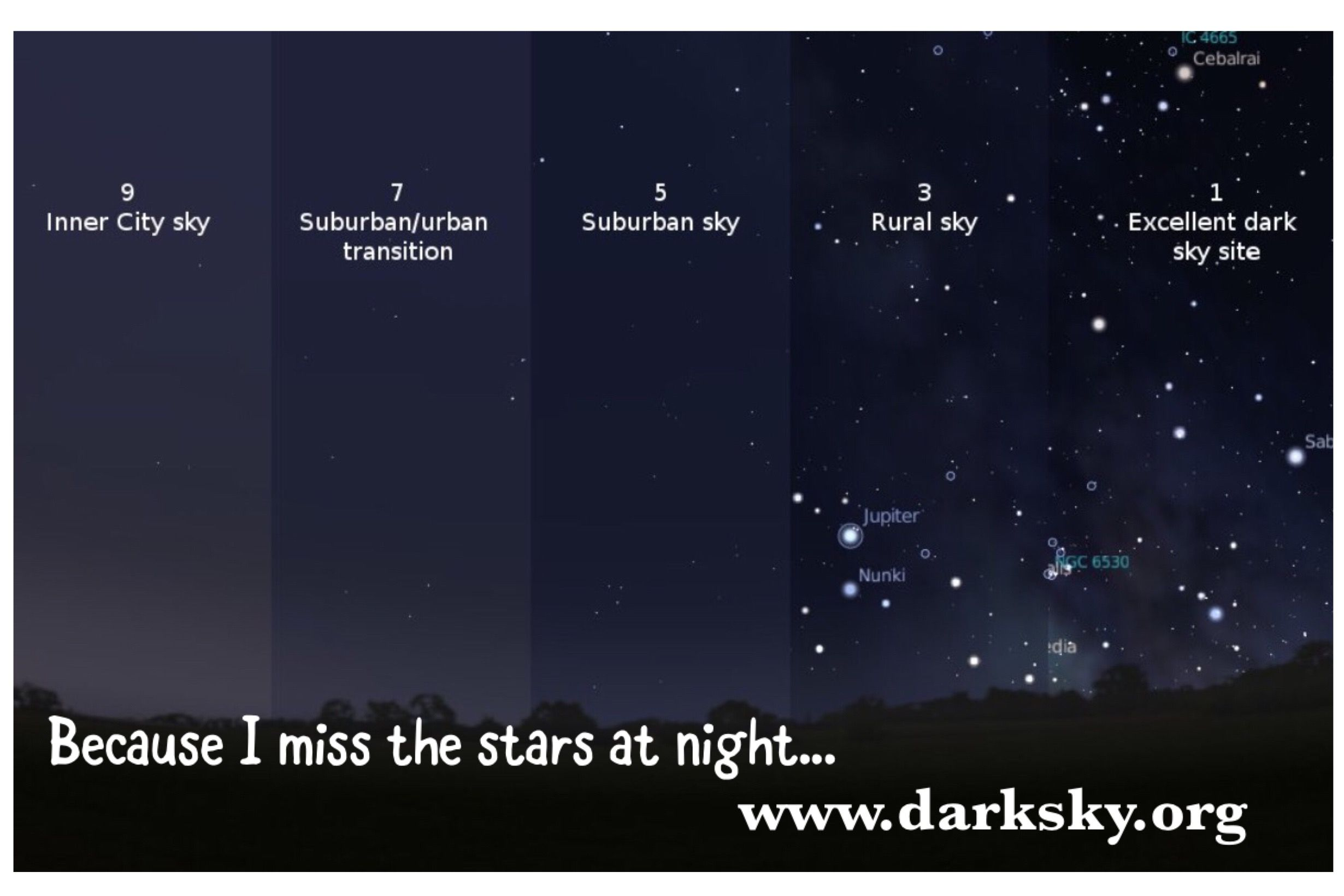 It S Time For Light Pollution To Be Treated The Same As