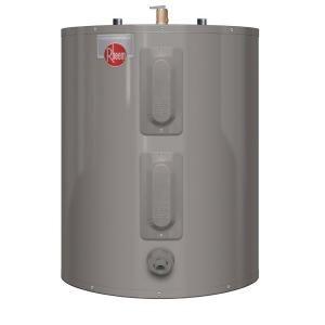 Rheem Performance 30 Gal Short 6 Year 4500 4500 Watt Elements Electric Tank Water Heater Xe30s06st45u1 The Home Depot Electric Water Heater Hot Water Heater Water Heater