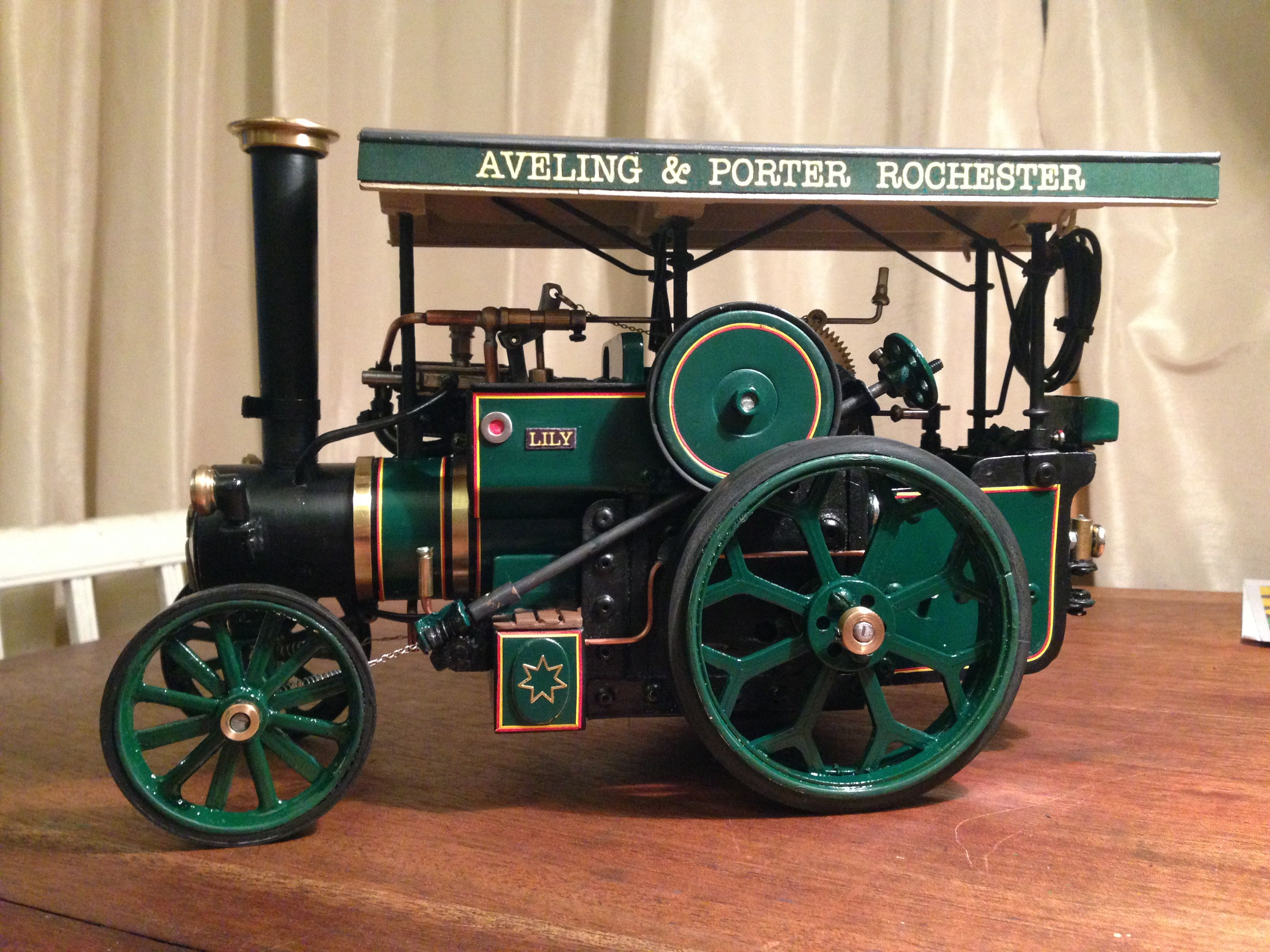 Aveling And Porter Factory
