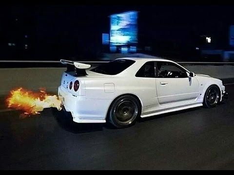 Charmant Nissan Skyline GT R Compilation (R32, R33, R34) | Launch,