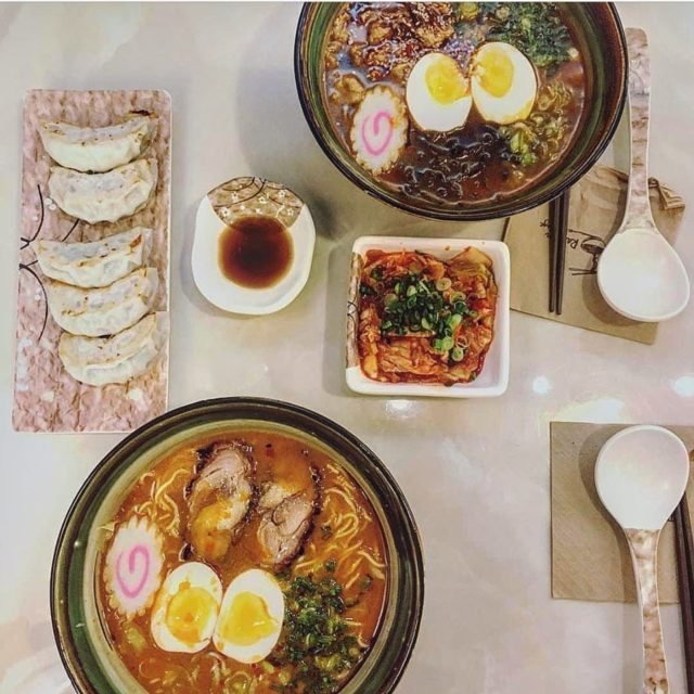 All The Top Halal Ramen Spots You Can Find Around Kl And Pj In 2020 With Images Food