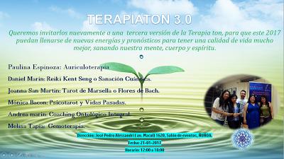 Terapeuta Natural: Tercer Encuentro de Terapias y Tecnicas Esotericas...