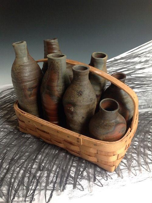 Bottle basket. 2013