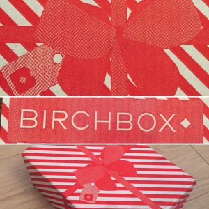 What's in my Birchbox December? Come and have a peek here...