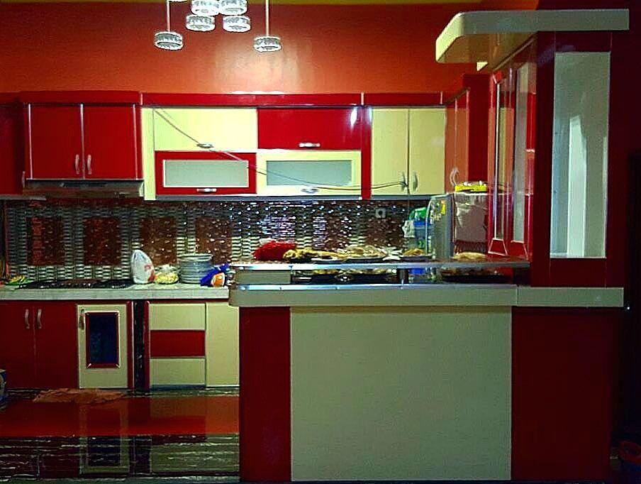 Model Kitchen Set Minimalis Modern Minimalis Modern Desain