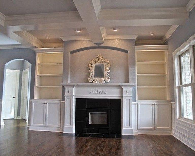 marvellous grand living room fireplace | 36 Marvelous Fireplace Design Ideas | Living room with ...