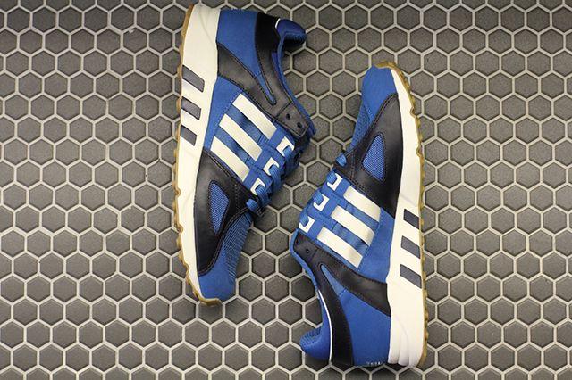 new product 83b95 21b51 ADIDAS EQT GUIDANCE 93 (HERO BLUE)  Sneaker Freaker