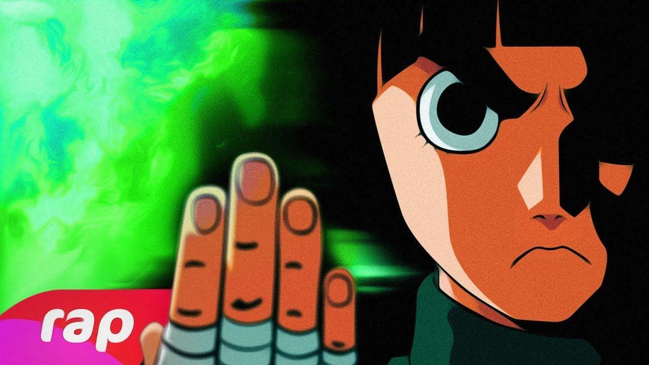 Rap Do Rock Lee Naruto A Forca Da Motivacao Nerd Hits Com