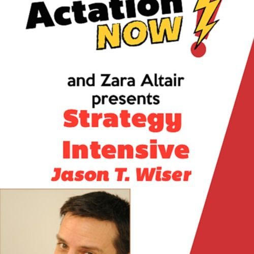 Strategy Intensive by Actation Now! with Zara on SoundCloud