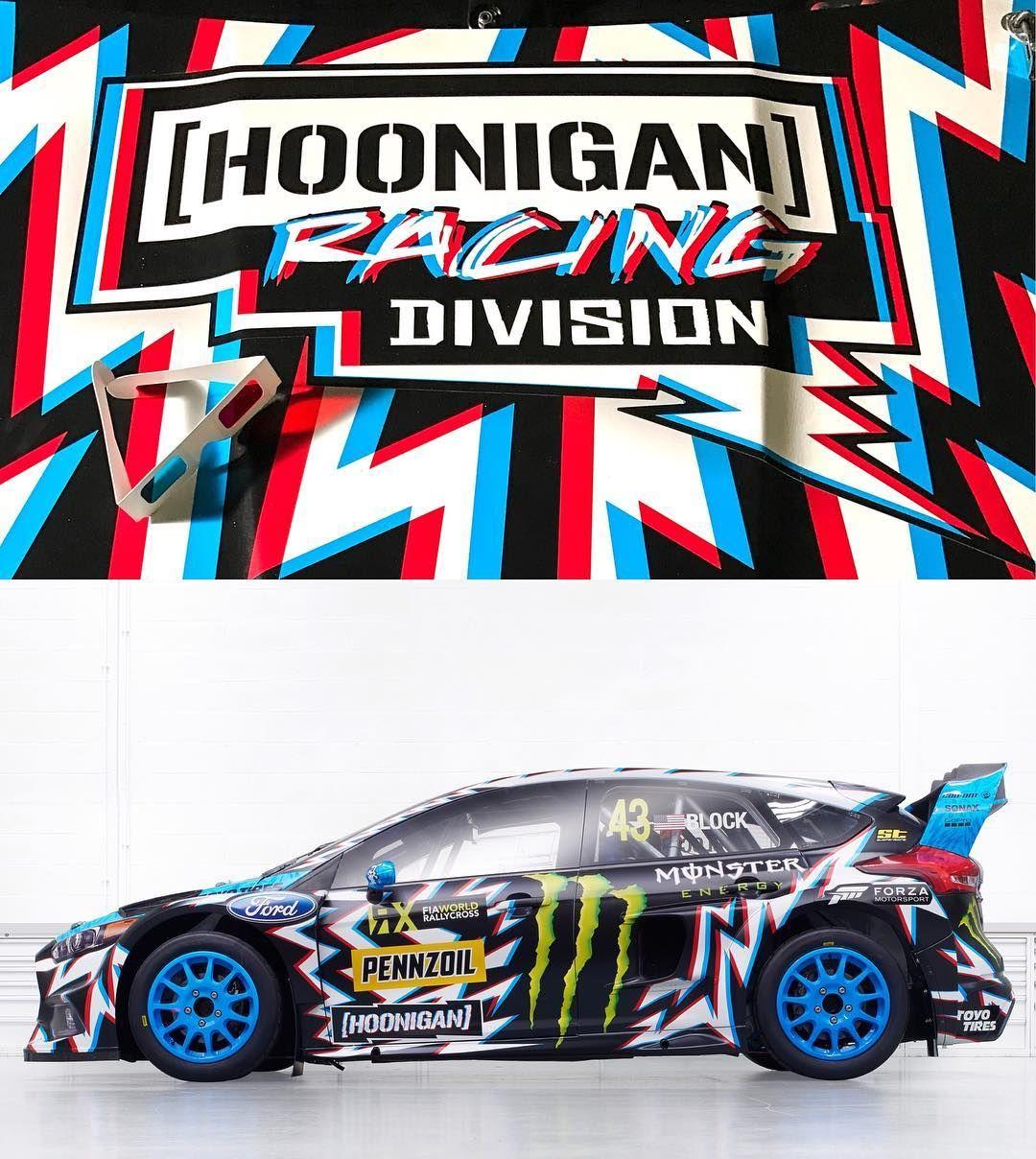 43 9k Likes 173 Comments Ken Block Kblock43 On Instagram Here It Is My 2017 Hoonigan Racing By Deathspray Custom Livery As Seen On My Ford Focus Rs R [ 1208 x 1080 Pixel ]