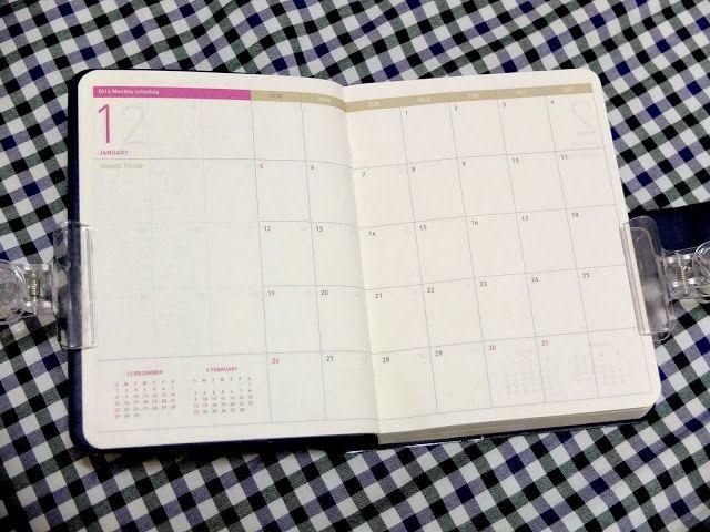 茄子!: 2014微笑手帳 ● 開箱