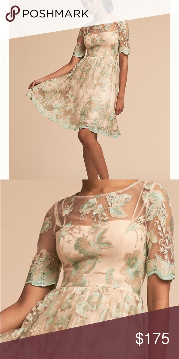 ff2c85e80324 Anthropologie BHLDN Nadine Dress Adrianna Papell Part of a special  collection from BHLDN. For the