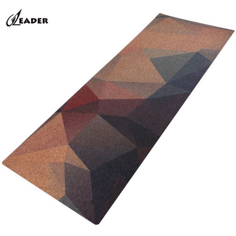 2019 New Style Full Color Print Cork Yoga Mat #corkyogamat Production of these Eco-friendly yoga mats does not require cutting down cork/rubber trees. We use organic cork harvested by stripping down the bark of trees and 100% natural rubber. #corkyogamat 2019 New Style Full Color Print Cork Yoga Mat #corkyogamat Production of these Eco-friendly yoga mats does not require cutting down cork/rubber trees. We use organic cork harvested by stripping down the bark of trees and 100% natural rubber. #corkyogamat