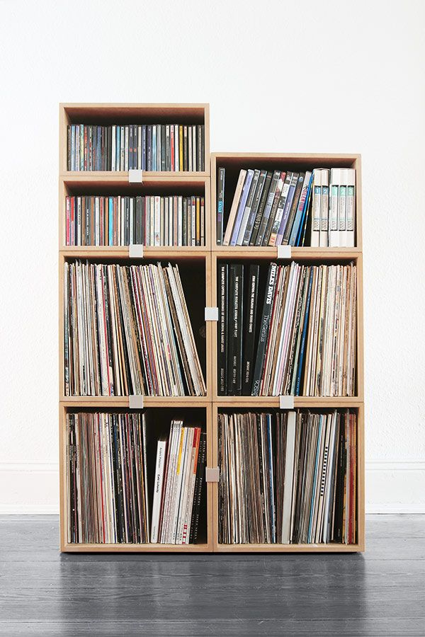 schallplatten cd dvd regal shelving pinterest cd dvd regal dvd regal und schallplatte. Black Bedroom Furniture Sets. Home Design Ideas