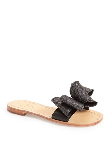 Bow Slide Sandal