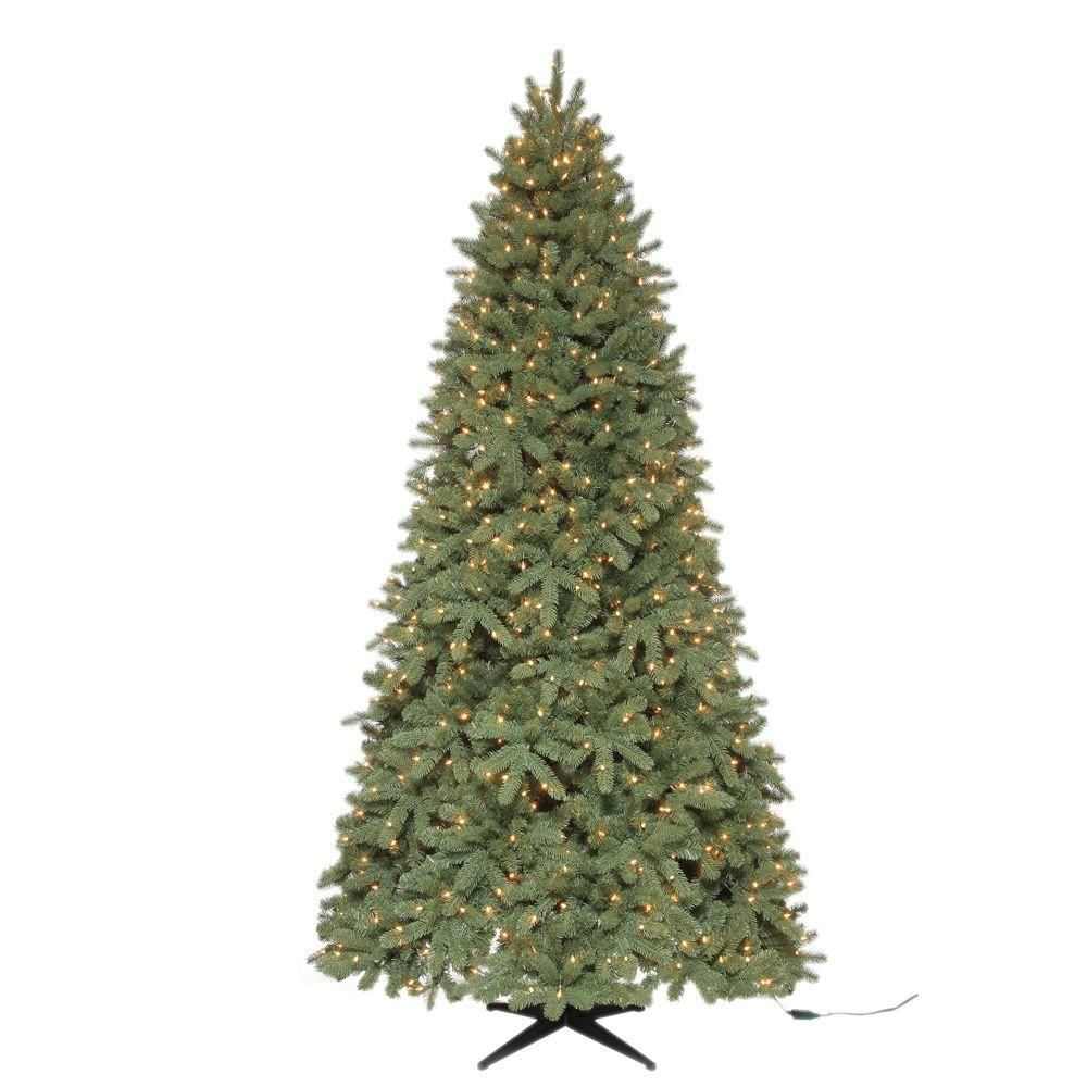 149 50 Martha Stewart Living 9 Ft Pre Lit Downswept Wimberly Spruce Artificial Christmas Tree Wi Christmas Tree Artificial Christmas Tree Pine Christmas Tree