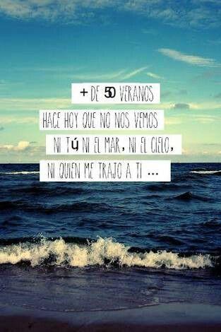 La Playa Letras De Canciones Canciones Y Frases De