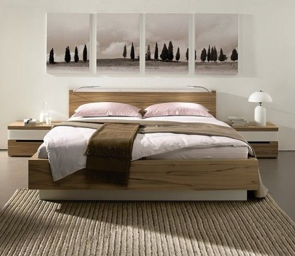 Contemporary bedroom interior design inspiration. Contemporary bedroom interior design inspiration   Hjem