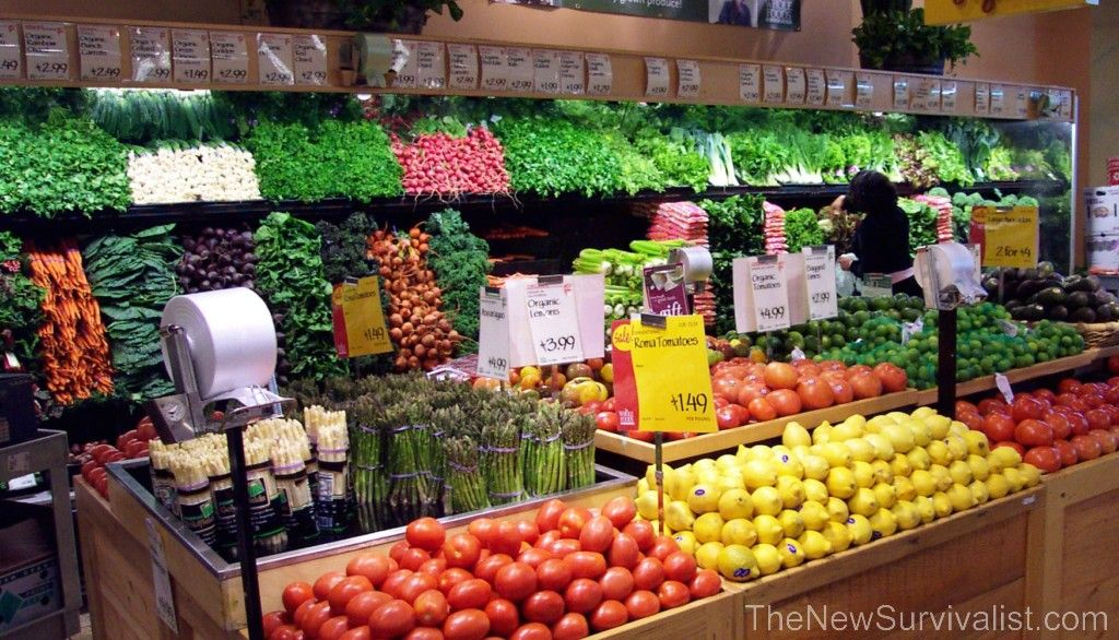 Grocery store produce food techniques pinterest for Cuisine store