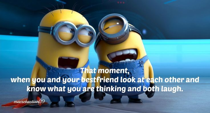 Top 30 Famous Minion Friendship Quotes Best Friends