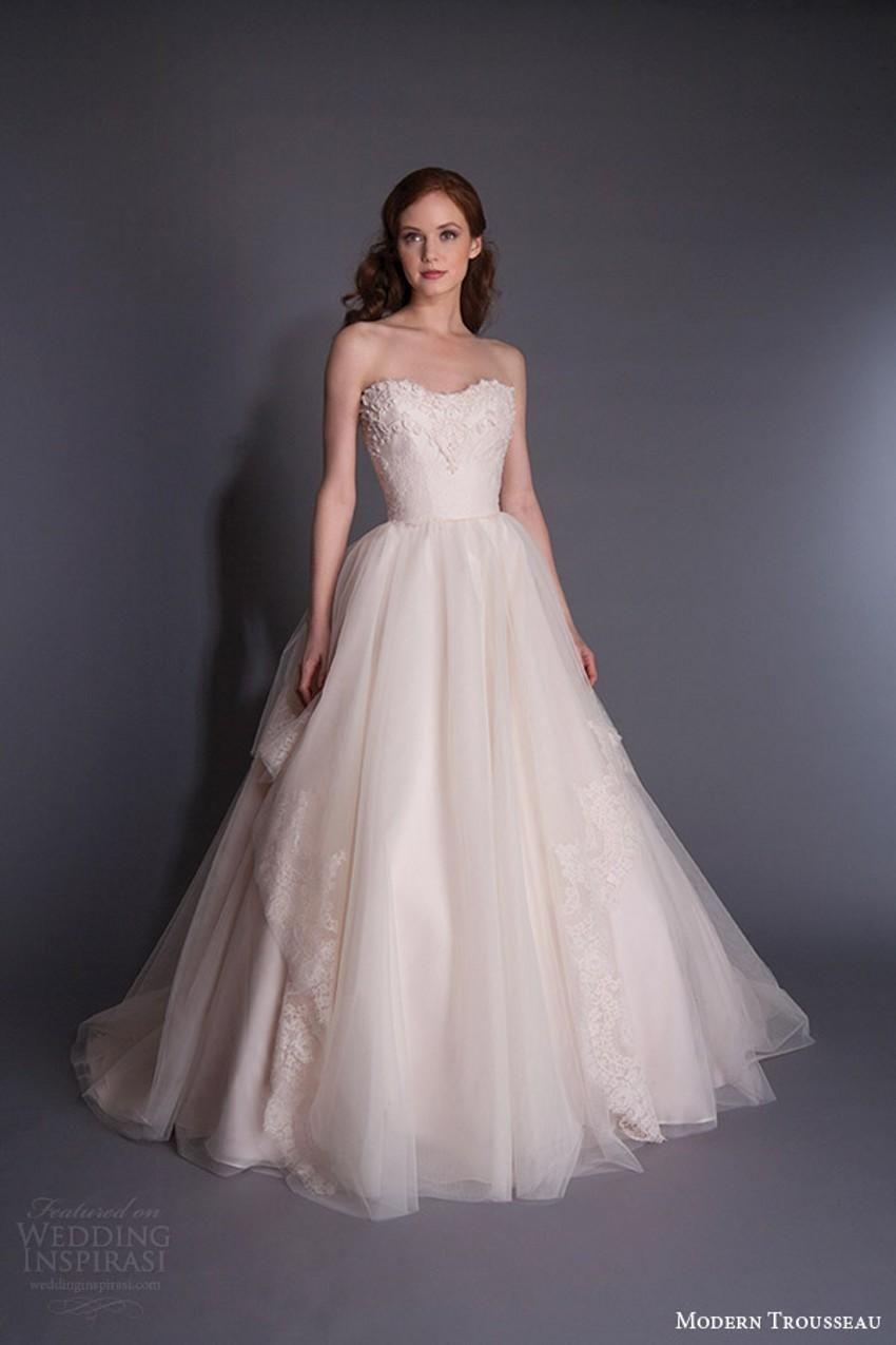 Image Result For Blush Corset Wedding Dress
