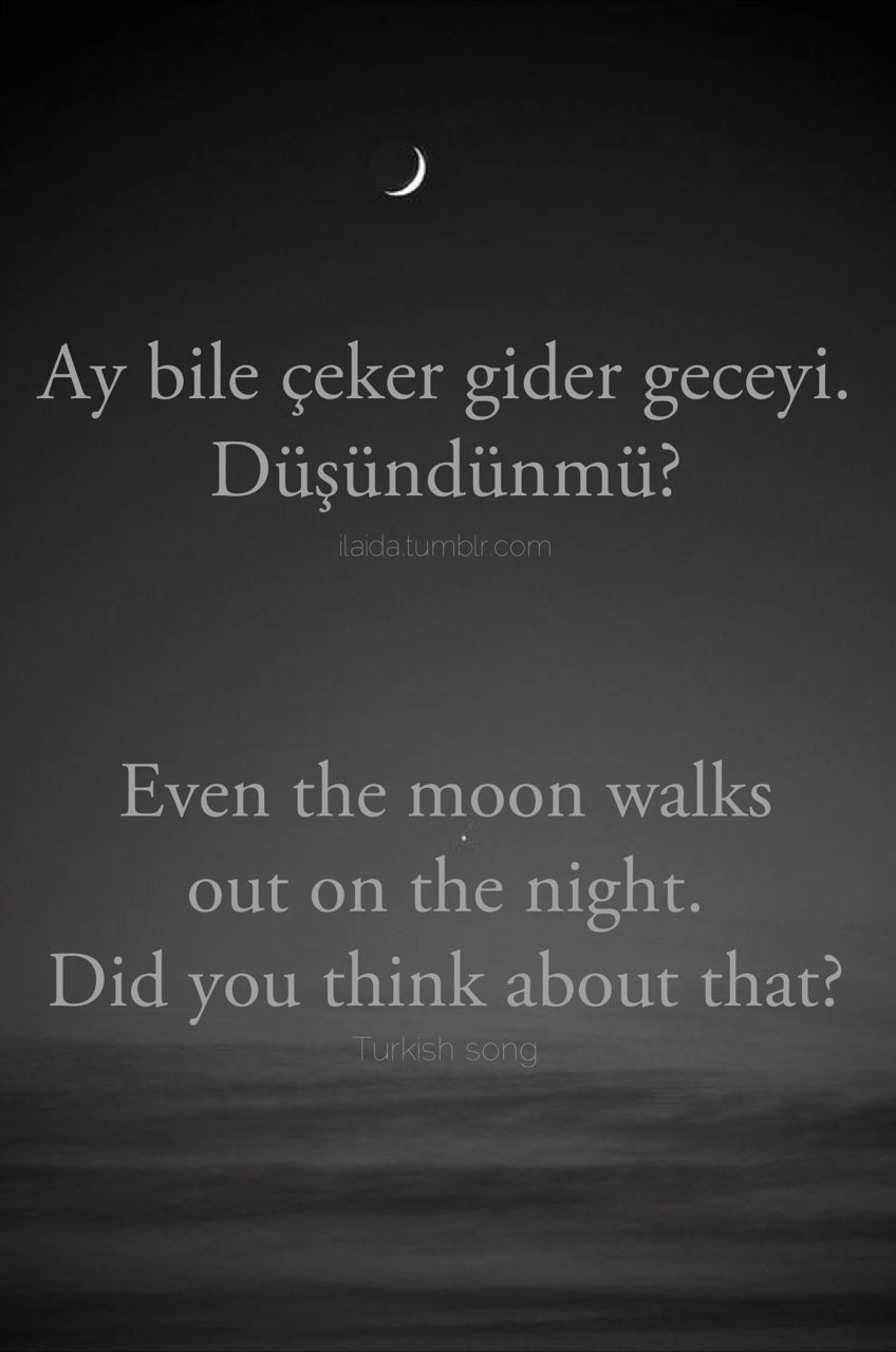 Güzel sözler - Turkish quote ilaida.tumblr.com