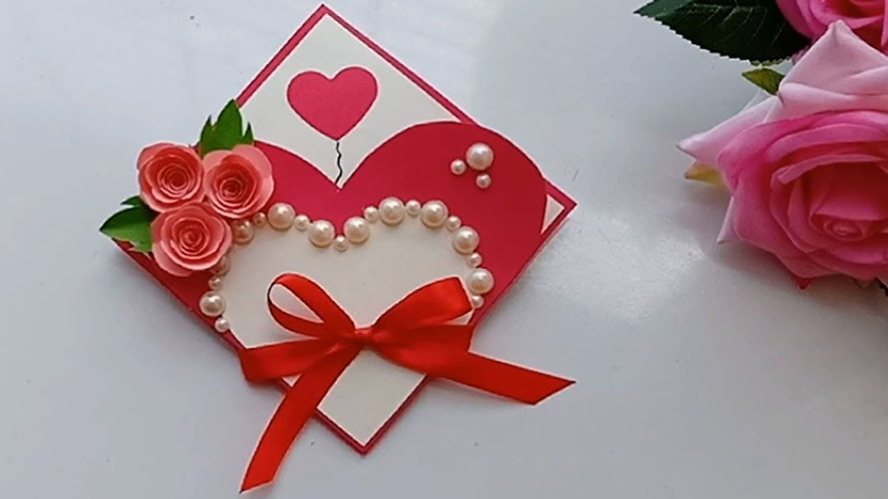 How To Make Special Birthday Card For Best Friend Diy Gift