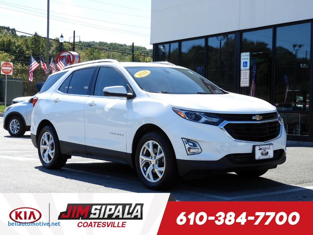 Chevy Bolt 2018 Lovely Used 2018 Chevrolet Equinox Di 2020