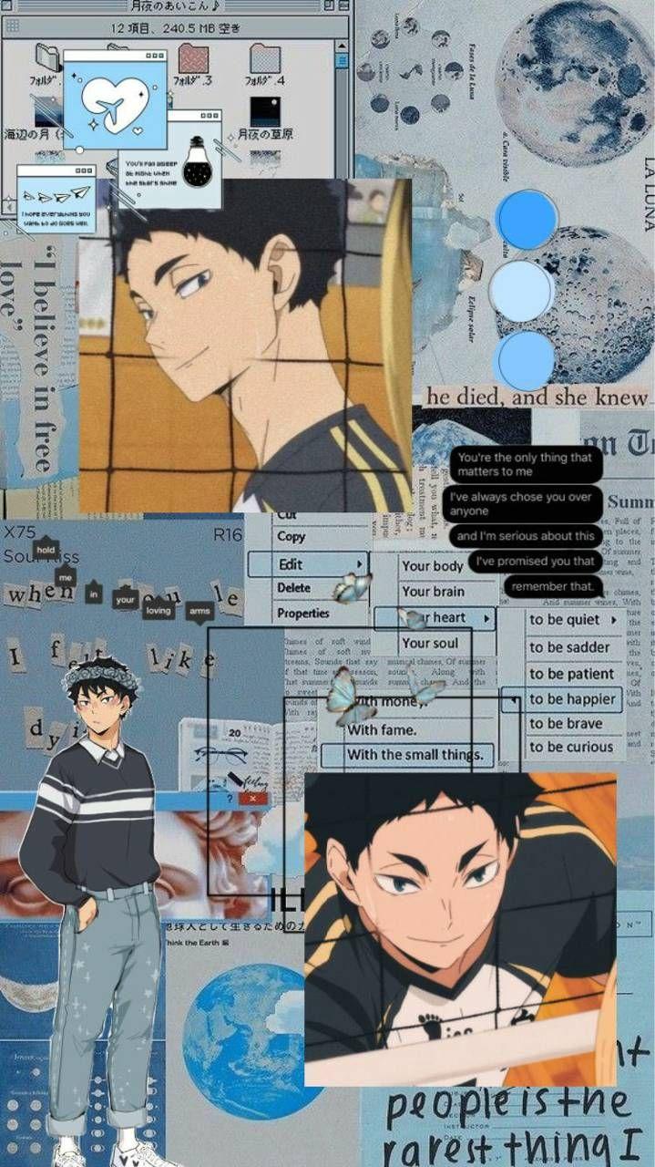 Haikyuu wallpaper by Lizbethgaming - 20d6 - Free on ZEDGE™