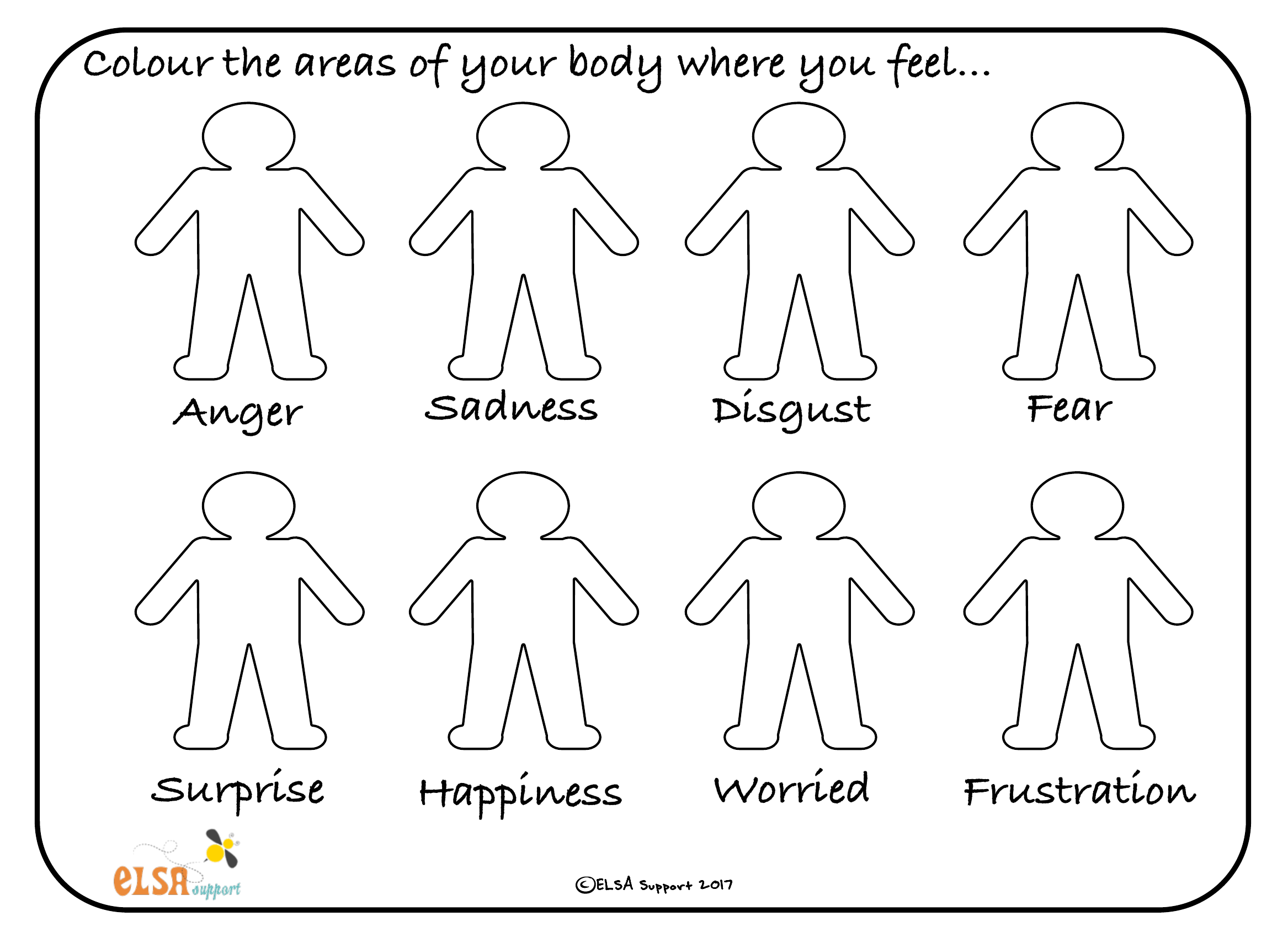 This Little Worksheet Is Helpful For Children To