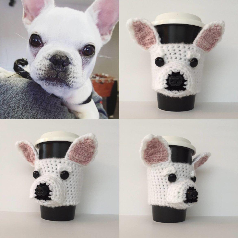 Crochet Dog Cozy The Cutest Ideas | Собачки 2018. | Pinterest ...