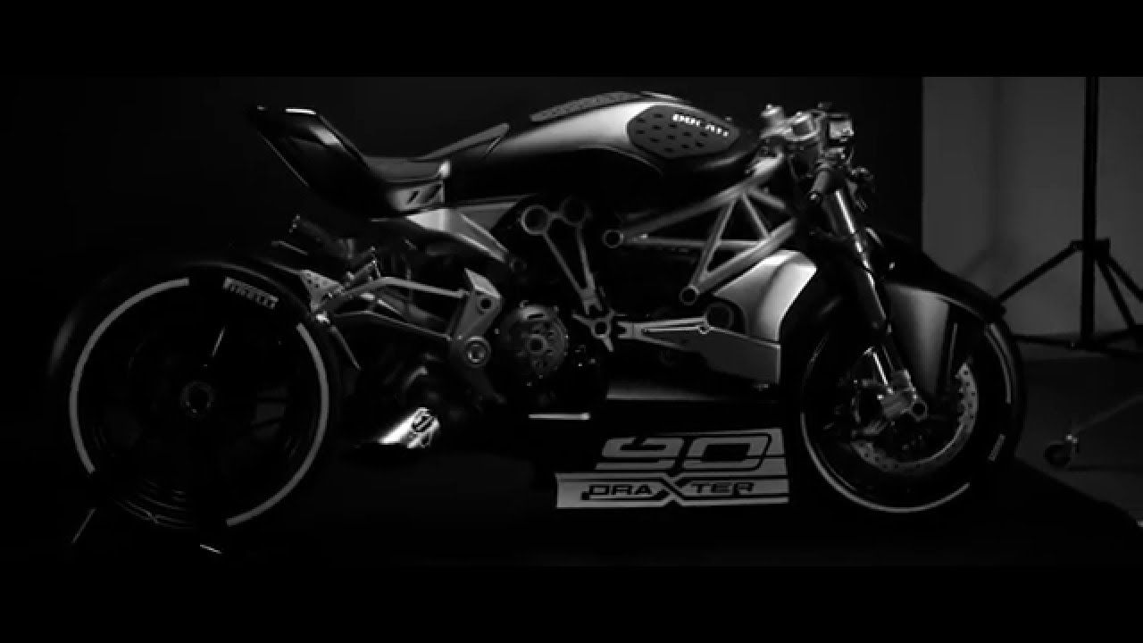2016 #Ducati draXter WDW Teaser Video