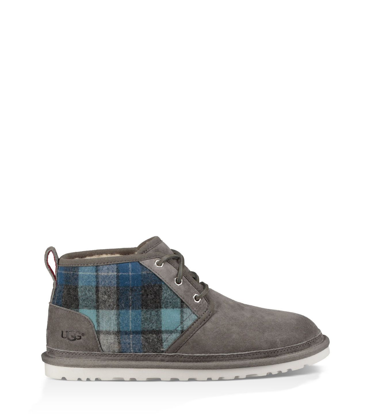 a60bf1da0fc Men's Share this product Neumel Surf Plaid | Shoes | Uggs ...