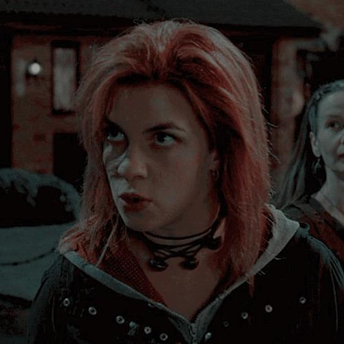 Don't call me Nymphadora, Remus.