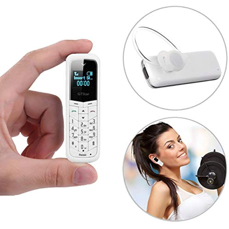 Gtstar bm50 mini mobile phones bluetooth dialer supported