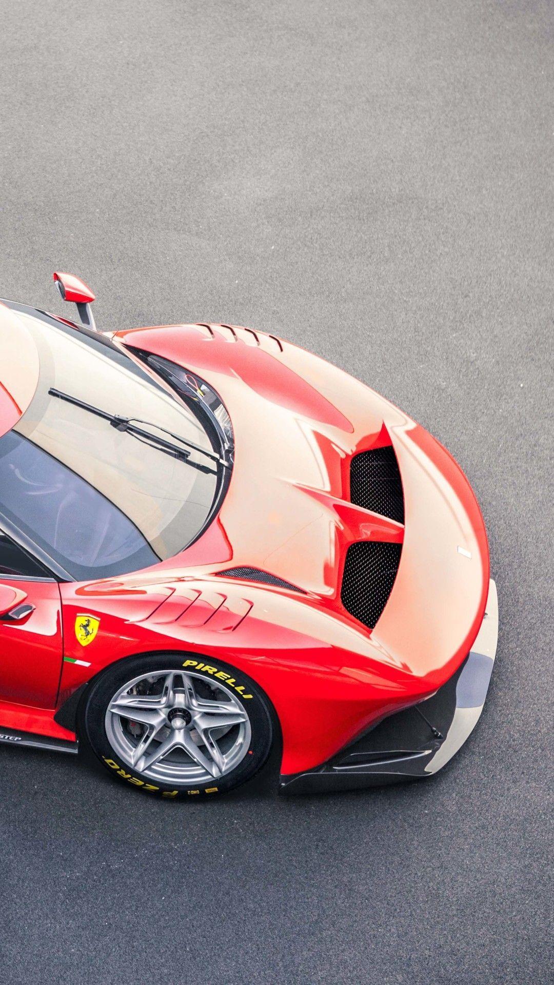 Ferrari P80 C 5k 2019 Mobile Wallpaper ( Wallpapers in