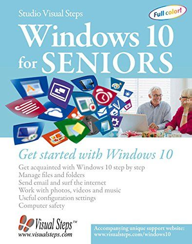Windows 10 For Seniors Get Started With Windows 10 Computer
