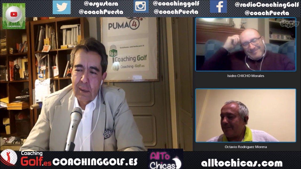 SPORTS & GOLF 58 Chicho Morales, Octavio Rodriguez y