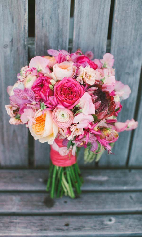 24 Gorgeous Wedding Bouquets Love Lit Photography