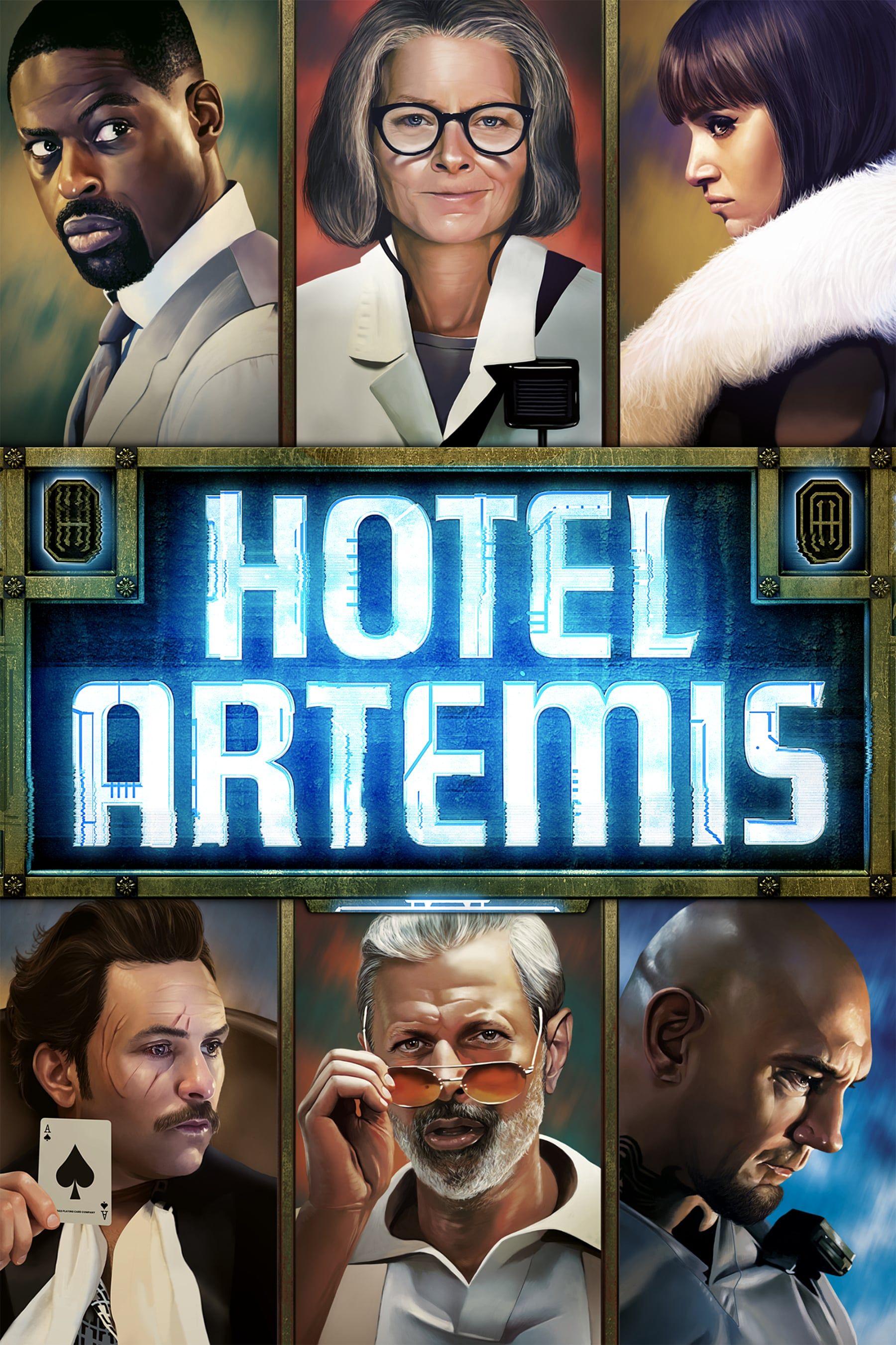Hotel Artemis 2018 Download Hd 1080p Dvdrip Dvdscr Hd Avi Movie