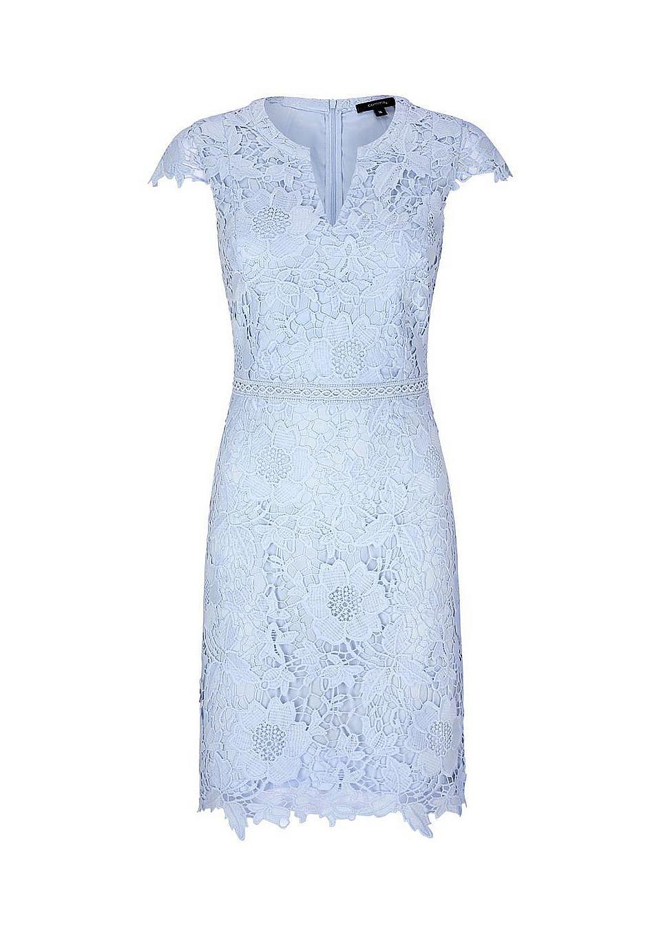 Comma Abendkleid für bestellen  BAUR  Kleider, Abendkleid