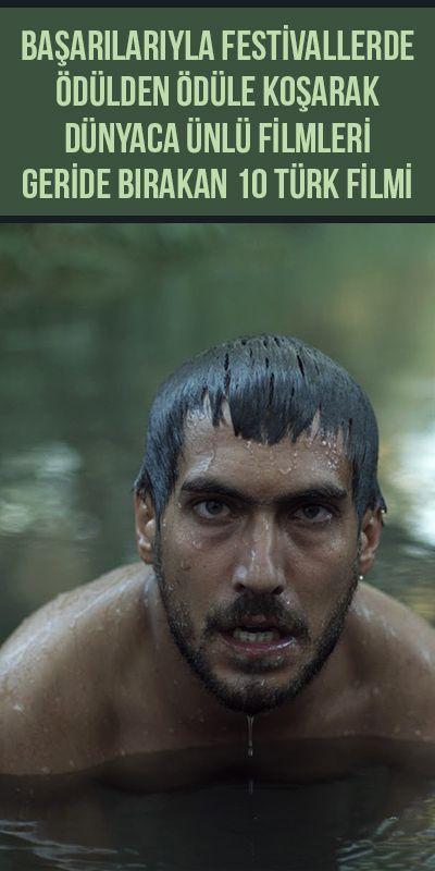 Başarılarıyla Festivallerde Ödülden Ödüle Koşarak Dünyaca Ünlü Filmleri Geride Bırakan 10 Türk Filmi #filmposters