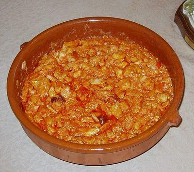 Las Recetas Del Puchero Ajoarriero Navarro Recetas De Cocina