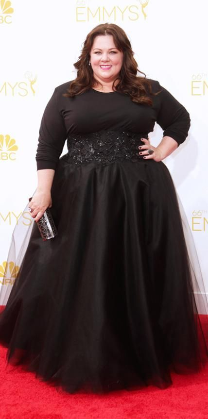 Emmy Awards 2014 Red Carpet Photos - Melissa McCarthy - from InStyle.com
