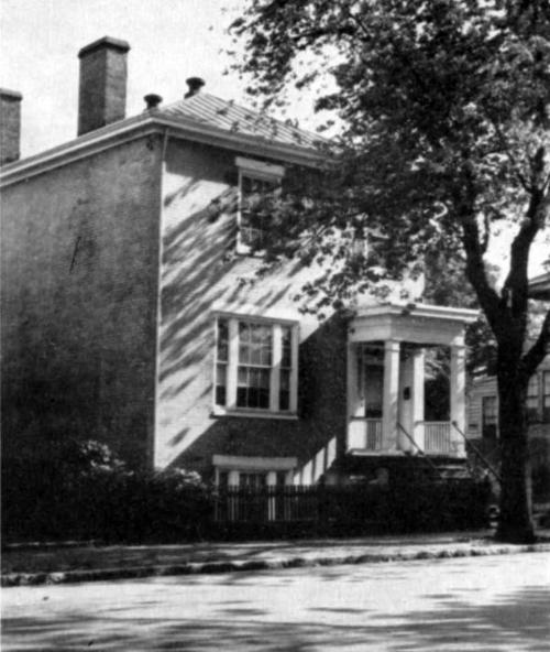625 N 6th St Old Richmond House Styles House Street