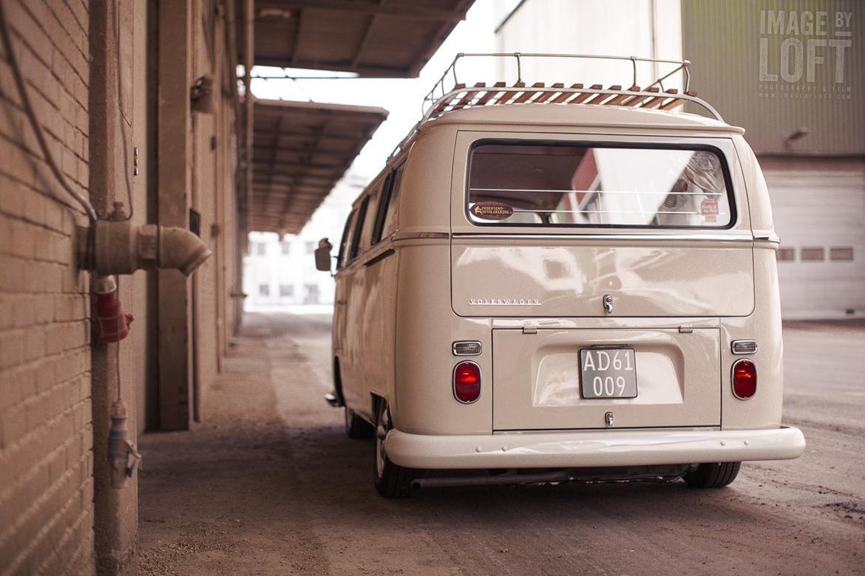 "VW T2 Deluxe Camper bus ""Ollie"" billede 12"
