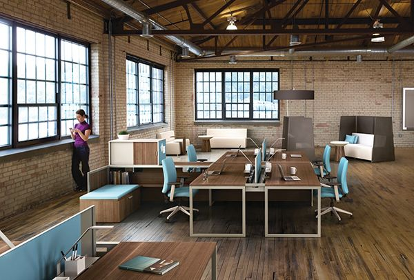 Open floor plan office space google search office space